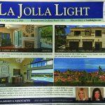La Jolla Light Advertisement