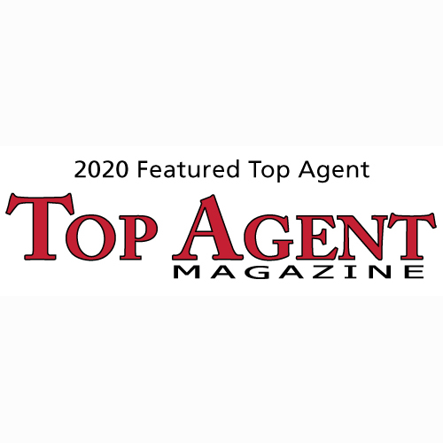 2020 Featured Top Agent – Top Agent Magazine